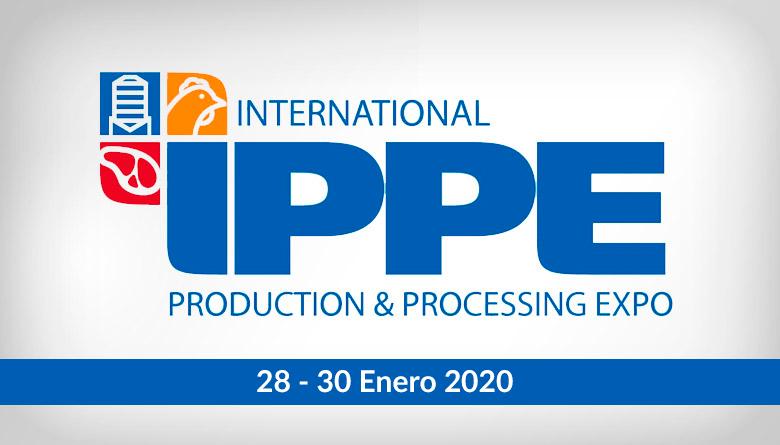 Expo Internacional de Producción y Procesamiento. IPPE 2020