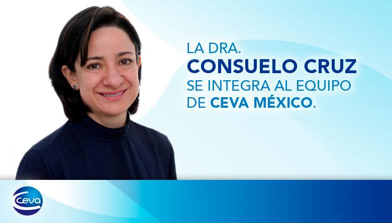 La Dra. Consuelo Cruz se integra al equipo de Ceva México