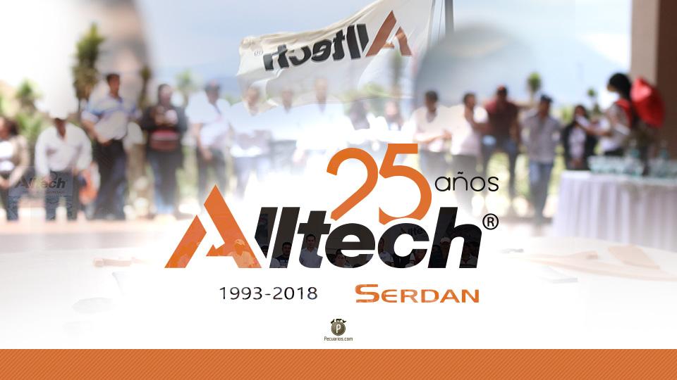La producción de la Planta Serdán de Alltech en México celebró 25 años